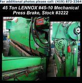 LENNOX 45-10 45 Ton Mechanical