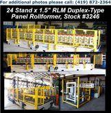 "2001 RLM 24 Stand x 1-1/2"" Dupl"