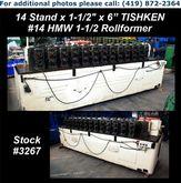Used TISHKEN 14 HMW