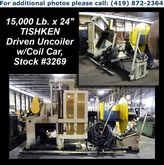 TISHKEN HX-24FM-HCC 15,000 Lb.