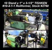 Used TISHKEN 10-4-1-
