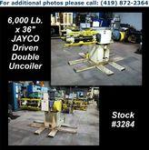 JACO JDRE-6036-1 6,000 Lb. X 36