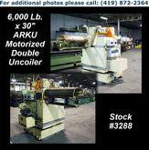 "ARKU DR-60-30 6,000 Lb. X 30"" M"
