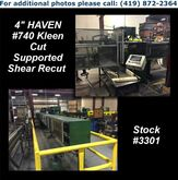 "HAVEN 740 4"" Kleen Cut Supporte"