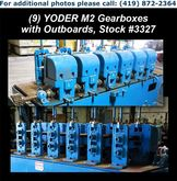 YODER M2 (6) Gearboxes w/Outboa