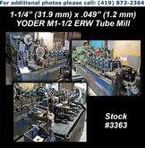 """YODER M1 1/2 1-1/4"""" (31.9 mm) x"""