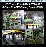 """AIRAM ATP-8427 100 Ton x 3"""" 4-P"""