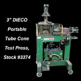 """DIECO 3"""" Portable Tube Cone Tes"""
