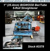 "BIGWOOD OA 1"" (25.4mm) Bar/Tube"