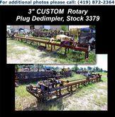 """CUSTOM 3"""" Rotary Plug Dedimpler"""