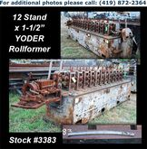 Used YODER M1-1/2 12