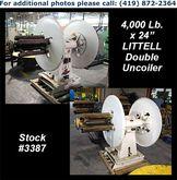 """LITTELL 40-24 4,000 Lb. x 24"""" D"""