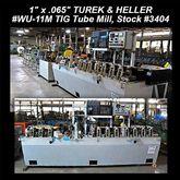 """TUREK & HELLER WU-11M 1"""" x .065"""