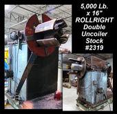 ROLLRIGHT 5,000 Lb. x 16″ Doubl