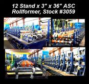 Used 12 Stand x 3″ x