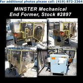MINSTER Mechanical End Former #