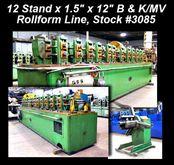 12 Stand x 1-1/2″ x 12″ B & K/M