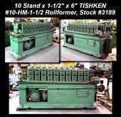 Used TISHKEN 10-HM-1