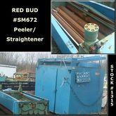 RED BED SM672 BUD Peeler/Straig