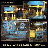 25 Ton x 4″ KANE & ROACH 4-Post