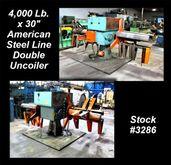 4,000 Lb. x 30″ American Steel