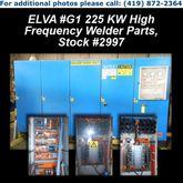 225 KW ELVA #G1 High Frequency