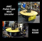 2000 9,000 Lb. x 30″ AWC Pallet