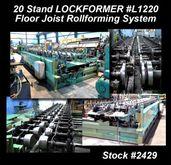 Used 20 Stand LOCKFO