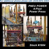 PNEU POWER 4-Post Pneumatic Cut