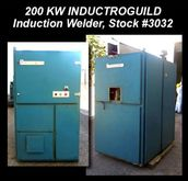 Used 200 KW INDUCTRO