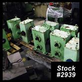 YODER Gearboxes w/Universal Joi