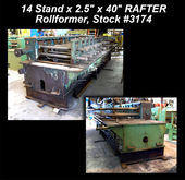 Used RAFTER 14 Stand