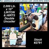 2,000 Lb. x 10″ LINTON & HIRTS