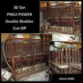 "PNEU-POWER 6P30 30 Ton x 3"" 4-P"