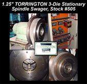 "1980 TORRINGTON 323SS 1-1/4"" 3-"