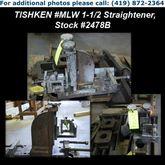 Used TISHKEN #MLW 1-
