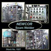 NEWCOR Seam Welder w/Chiller