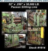 52″ x 8″ x 35,000 Lb. PAXSON Sl
