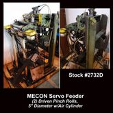 19″ x .150″ MECON Servo Feeder