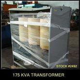 Used 175 KVA Transfo