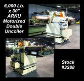ARKU DR-60-30 6,000 Lb. X 30″ M