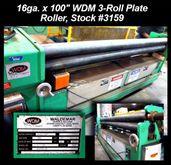 2007 8'4″ x 16ga. WDM #B-5-100