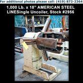 1,000 Lb. x 18″ AMERICAN STEEL
