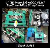 1″ (25.4 mm) BIGWOOD Bar/Tube 5