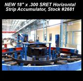 18″ x .300″ NEW SRET Horizontal