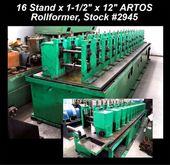 16 Stand x 1-1/2″ x 12″ ARTOS R