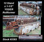 12 Stand x 1-1/2″ x 8″ YODER M1