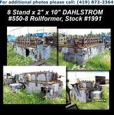 Used DAHLSTROM 550-8