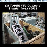 2 YODER #M3 Outboards #2532
