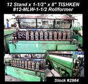 Used 1968 TISHKEN 12